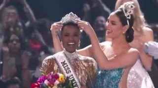Miss Universe 2019: स्किन कलर नहीं स्मार्टनेस के चलते साउथ अफ्रीका की Zozibini Tunzi ने जीता मिस यूनिवर्स 2019 का खिताब