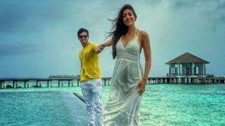 Vatsal Sheth-Ishita Dutta Share Mushy Pictures From Their Romantic Getaway at Maldives And it Will Give You Major Couple Goals