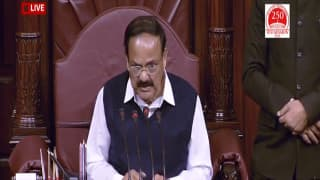 Exemplary Action Should be Promptly Taken Against Convicts: Venkaiah Naidu on Unnao Rape Case