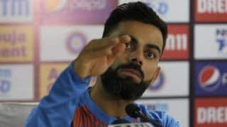 India vs west indies only one spot up for grabs in pace attack for t20 world cup says virat kohli