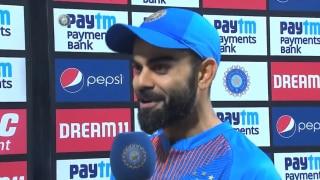 'मैन ऑफ द सीरीज' विराट कोहली ने T20 सीरीज जीत के बाद शादी की दूसरी सालगिरह पर कही ये बड़ी बात