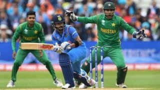 Pakistan is more safe to play cricket than india says ehsan mani 3887551