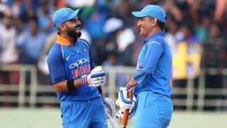 Virat Kohli, MS Dhoni Included in Wisden's Teams of the Decade