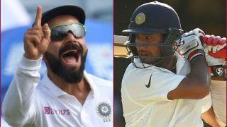 आईसीसी टेस्ट रैंकिंग: कोहली टॉप पर रहते हुए साल को कहेंगे अलविदा, रोहित को फायदा, पुजारा को नुकसान