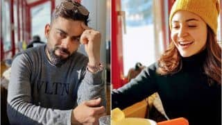 Virat Kohli Calls Wife Anushka Sharma Best Photographer in Town, Bollywood Star Returns Favour With Lovable Message | SEE PICS