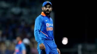 Catching Has Been Disappointing, Not The Representation of The Kind of Standards That We Set: Virat Kohli