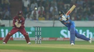 India vs West Indies 1st T20I MATCH HIGHLIGTHS: Virat Kohli's Unbeaten 94 Powers India to 6-Wicket Win Over West Indies