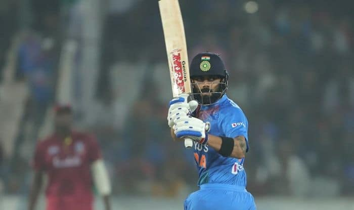 Kohli Produced Another Batting Masterclass To Help India Gun