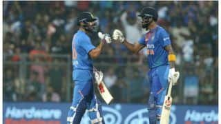 Indvwi 3rd t20 rohit sharma virat kohli were in destructive mood today says kl rahul 3875653