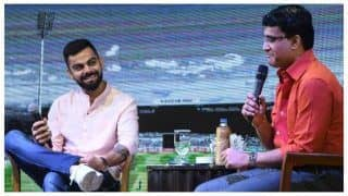 Sourav ganguly thoughts for t20 world cup 2019 will talk to virat kohli and ravi shastri