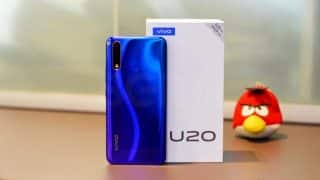 Vivo U20 new 8GB RAM variant to launch in India on December 12 for Rs 18,990: Report