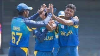 West Indies U19 vs Sri Lanka U19 Dream11 Team Prediction Tri-Nation Under-19: Captain And Vice-Captain, Fantasy Cricket Tips WI-U19 vs SL-U19 8th Youth ODI at Coolidge Cricket Ground, Antigua 6:30 PM IST