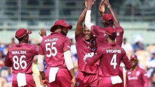 बड़ी जीत के बावजूद वेस्टइंडीज के सभी खिलाड़ियों पर लगा 80 प्रतिशत मैच फीस का जुर्माना, ICC ने बताया कारण