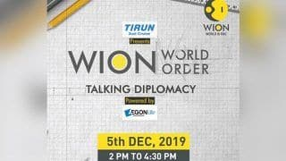 WION Hosts Ambassadors And Experts at The WION World Order – Talking Diplomacy Event in Delhi
