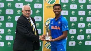 Birthday Boy Yashasvi Jaiswal Stars as India U-19 Team Beats South Africa by 8 Wickets to Win Youth ODI Series