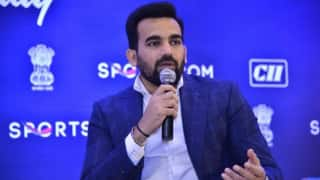 Zaheer Khan Stresses on Importance of Playing Club Cricket