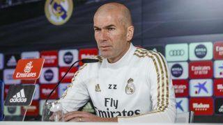 El Clasico: Zinedine Zidane Confident Tonight's Match Will Go Ahead