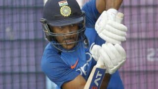 Mayank Agarwal to Replace Injured Shikhar Dhawan For West Indies ODIs: Report