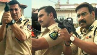 Rohit Shetty Gives Glimpse of Ultimate Climax Scene From Sooryavanshi as Simmba Turns 1 - Viral Video