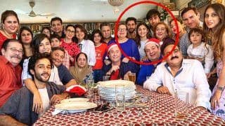 Alia Bhatt Finally Becomes Part of Ranbir Kapoor's Family as She Formally Poses For The Special Christmas Picture