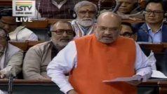 जब तक मोदी प्रधानमंत्री हैं, किसी भी धर्म के लोगों को डरने की जरूरत नहीं : अमित शाह