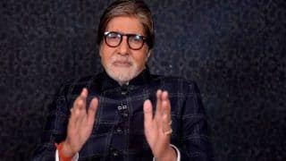 National Film Awards 2019: Dadasaheb Phalke Recipient Amitabh Bachchan to Miss Ceremony Due to Fever