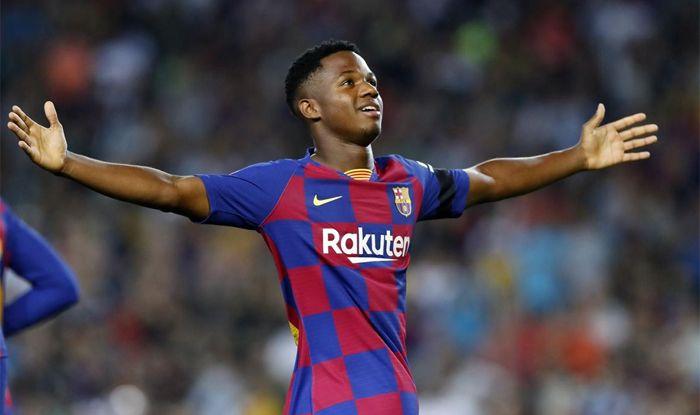 Champions League: Barcelona Beat Inter Milan as Ansu Fati Creates ...
