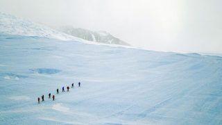 Canada's Roy Jorgen Svenningsen, 84-Year-Old, Becomes Oldest to Run Antarctic Ice Marathon