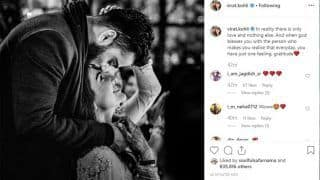 Virat Kohli, Anushka Sharma Share Heart-Warming Posts on Their 2nd Wedding Anniversary | SEE POSTS