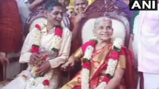 Kerala Couple in Their 60s Marry After Falling In Love At Old Age Home, Pics Go Viral