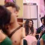 Bigg Boss 13: Mallika Sherawat Gets Cosy With Siddharth Shukla, Kisses Asim Riaz as She Enters Inside The House