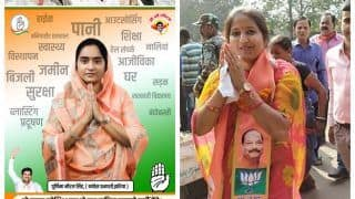 Jharkhand Assembly Election Results 2019: Fight Between Two Bahus, Congress Bahu Ahead