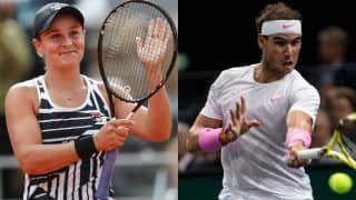 Ashleigh Barty, Rafael Nadal Among Other Top Guns Confirm Entry For Australian Open 2020