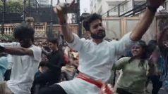 New Year पर 'भांगड़ा पा ले' के साथ मनाइए जश्न, शाहरुख- सलमान के घर पर मचा है शोर!