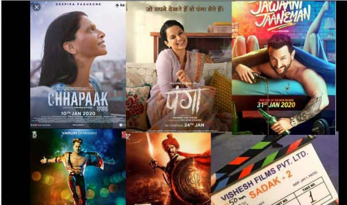 Bollywood Movies Every Filmgoer Must Watch Out For in 2020   India.com