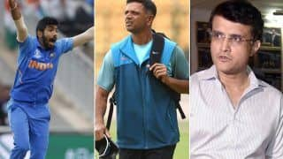 Bumrah Will Have to go Through NCA, There's Huge Hope From Rahul: Sourav Ganguly