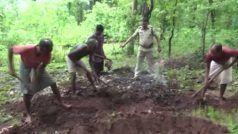 गोवा: पति ने पत्नी को जिंदा दफनाया, पुलिस ने बताई ये वजह