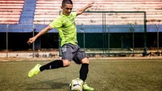 Indian Football Captain Sunil Chhetri Signs Three-Year-Deal With Puma