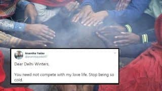 'Dilli Ki Sardi': Twitter Turns Into Complaint Box As Delhiites Shiver in the Extreme Cold Wave