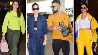 Bollywood Celebrities With Airport Looks Worth Making Headlines