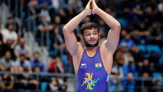 Wrestler Deepak Punia Confident of Medal Finish at Tokyo Games 2020