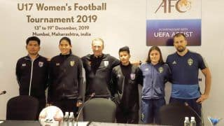 U17 Women's Football: India Take on Sweden in Thomas Dennerby's First Assignment