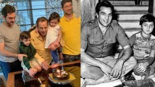 Happy Birthday, Dharmendra! Actor's Family Fills Instagram With Good Wishes And Rare Photos