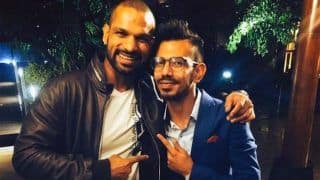 Shikhar Dhawan Turns 34, Wishes Pour in as #HappyBirthdayShikhar Becomes Top Trend on Twitter