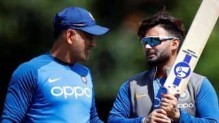 Rishabh Pant Set to Surpass MS Dhoni's Record in T20Is Against West Indies
