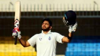 Ranji Trophy 2019-20: दिल्ली के कप्तान होंगे ध्रुव शौरी, उप कप्तानी की जिम्मेदारी नीतीश राणा के कंधों पर