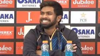 """I'm not de Silva, I'm Dickwella,"" Sri Lanka Wicketkeeper Corrects Pakistan Journalist Twice During Press Conference Blunder"