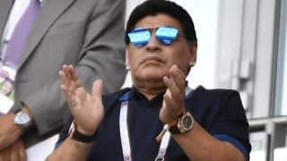 Argentina Football Legend Diego Maradona Claims to Have Been Abducted by Aliens