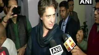 Priyanka Gandhi Meets Families of Two People Who Were Killed During Anti-CAA Protests in UP's Bijnor