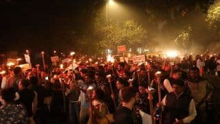 Amid Protests Over Citizenship Act, Man Sets Himself on Fire at India Gate